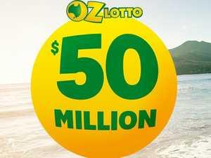 Mystery $50m winner's location revealed