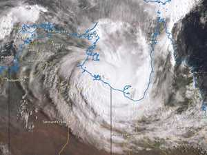 Three cyclones predicted for NT as build-up progresses