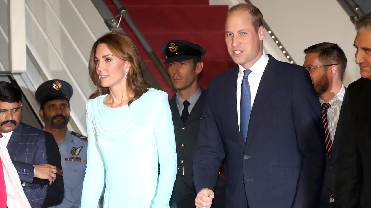 The royal couple will be protected by a heightened security team. Picture: Chris Jackson/Getty Images