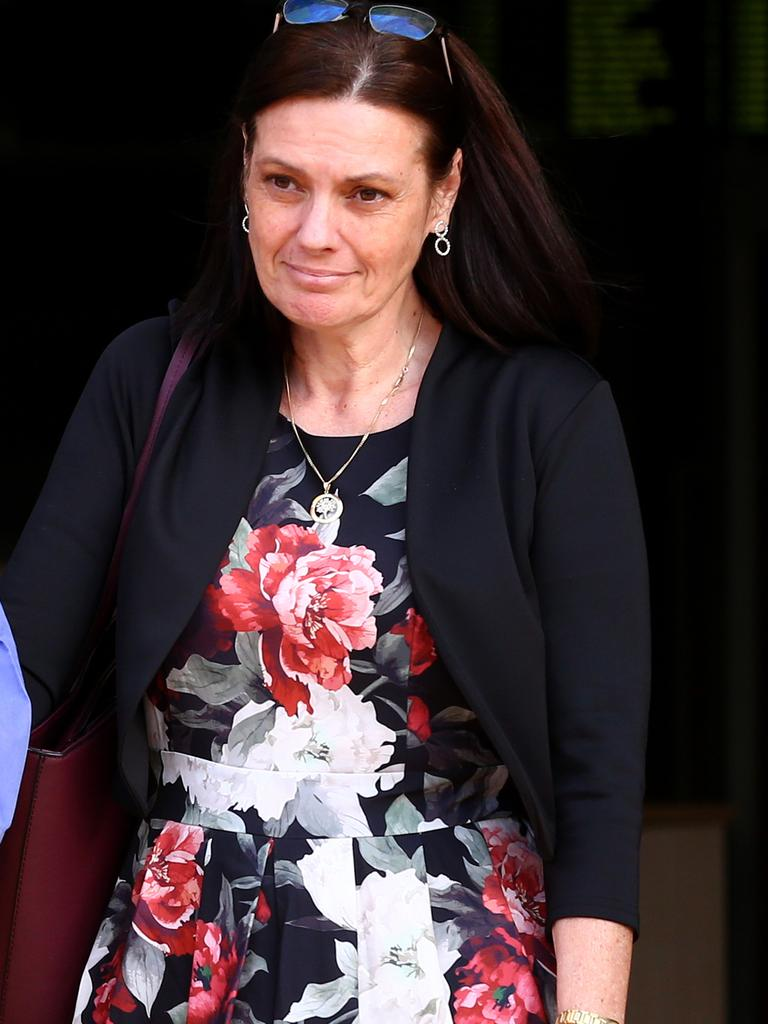 Tamborine Mountain State High Principal Tracey Brose was suspended from the school in February 2016 before being reinstated four months later. Picture: Adam Head