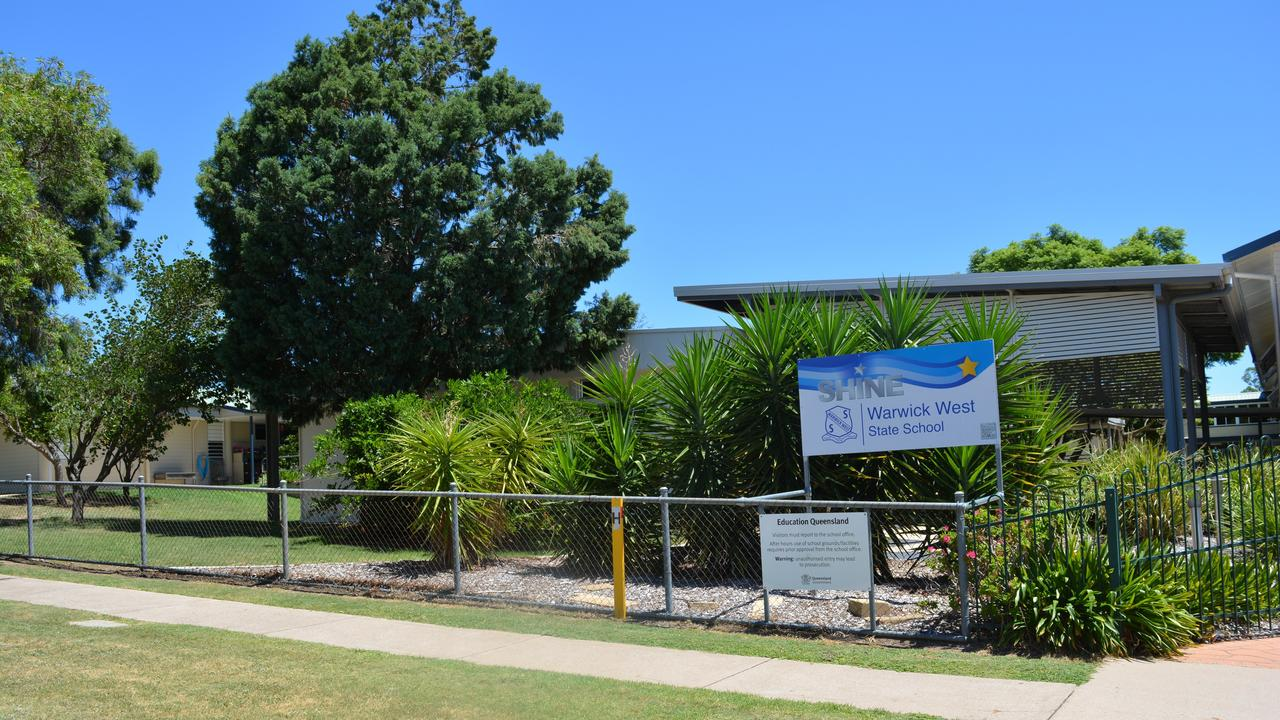 Warwick West State School received significant funding from government sources.