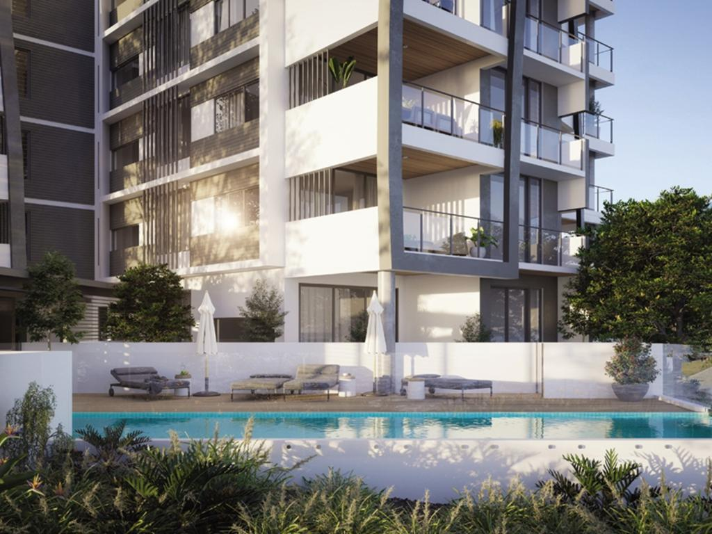 Curve Birtinya is a $37 million project just launched lakeside in the heart of the Sunshine Coast's world-class health hub.