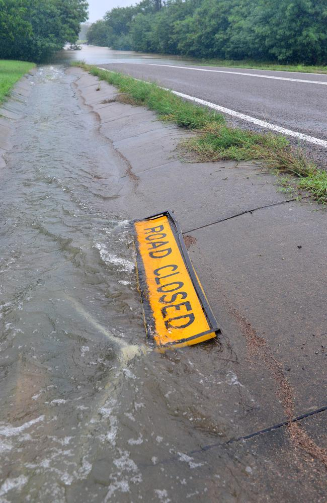 There may be less flooding, but it could be intense where it does occur. Picture: Evan Morgan