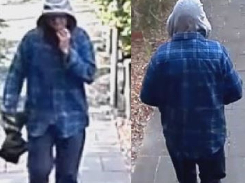 Police have released CCTV footage of a man suspected to be involved in an armed robbery at a Coast bakery last week.