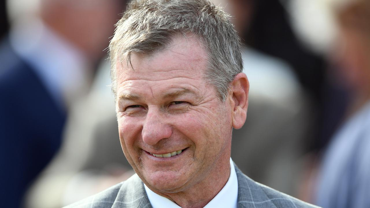 Trainer Kris Lees will saddle up In Her Time in The Everest. Picture: AAP
