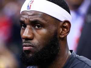 US freaks over LeBron's China stance