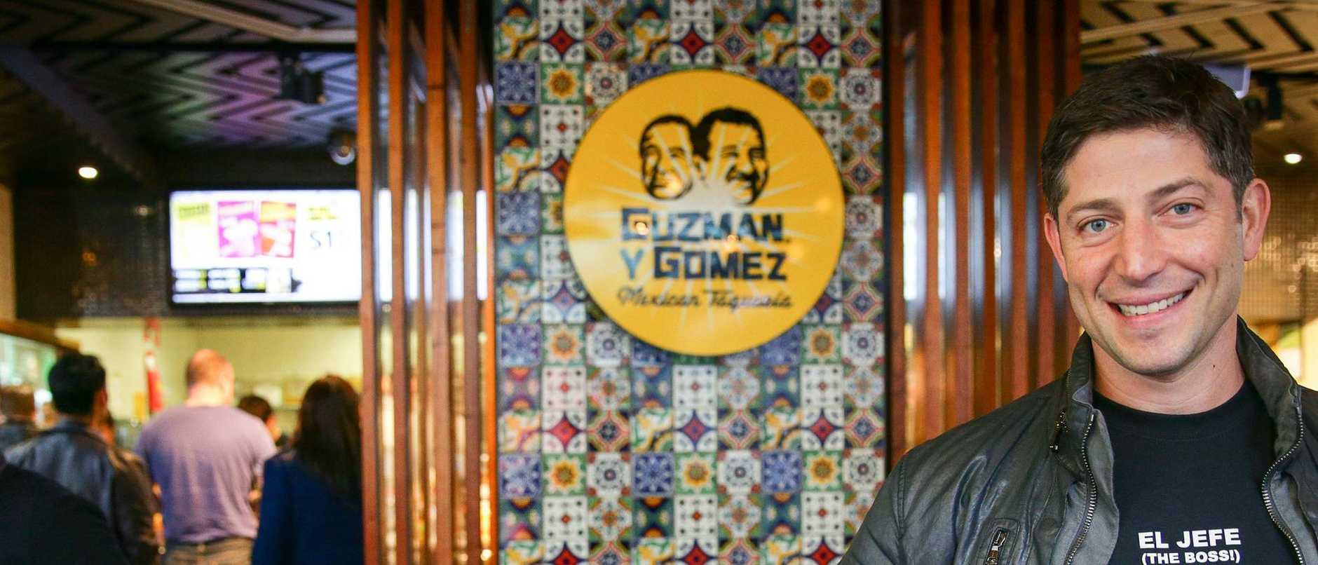 Steven Marks, Guzman Y Gomez