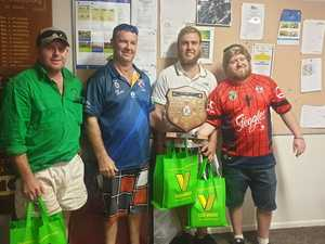 Banjo's Memorial Golf Day pays tribute to much loved community man