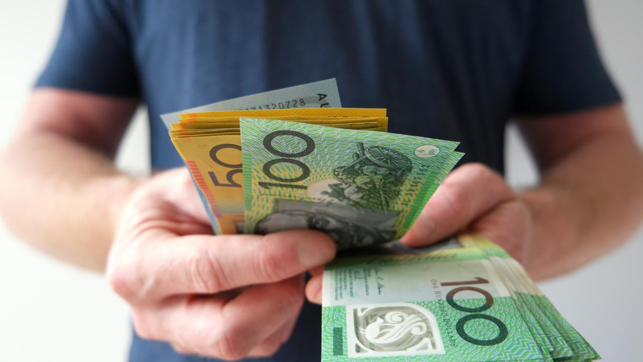 The money guru says he has discovered his money works harder than he does. Picture: iStock