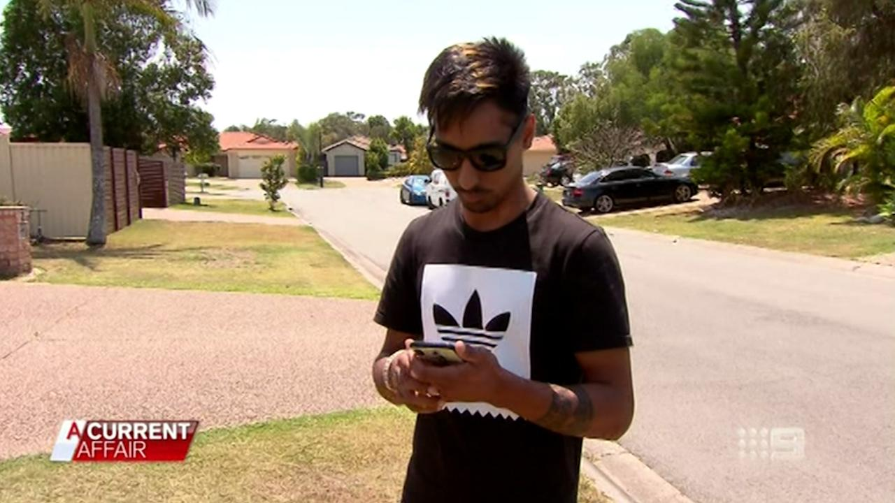 Sandeep Singh is now working as a taxi driver on the Gold Coast.