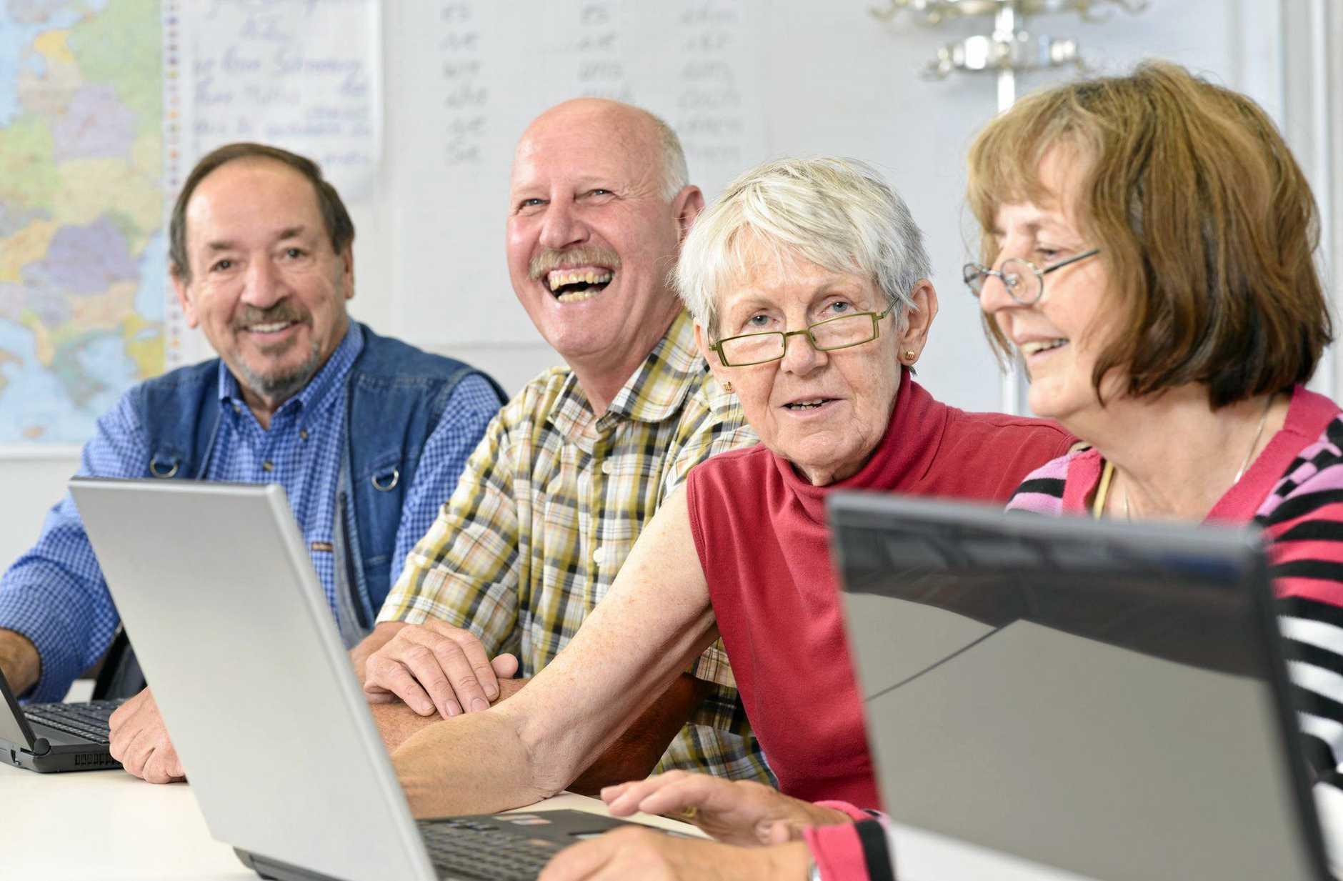 Be Connected computer volunteers needed.