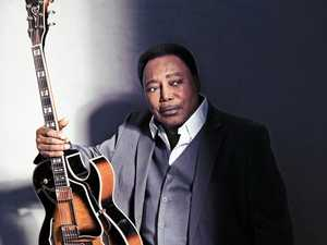 George Benson can't wait to play the Blues