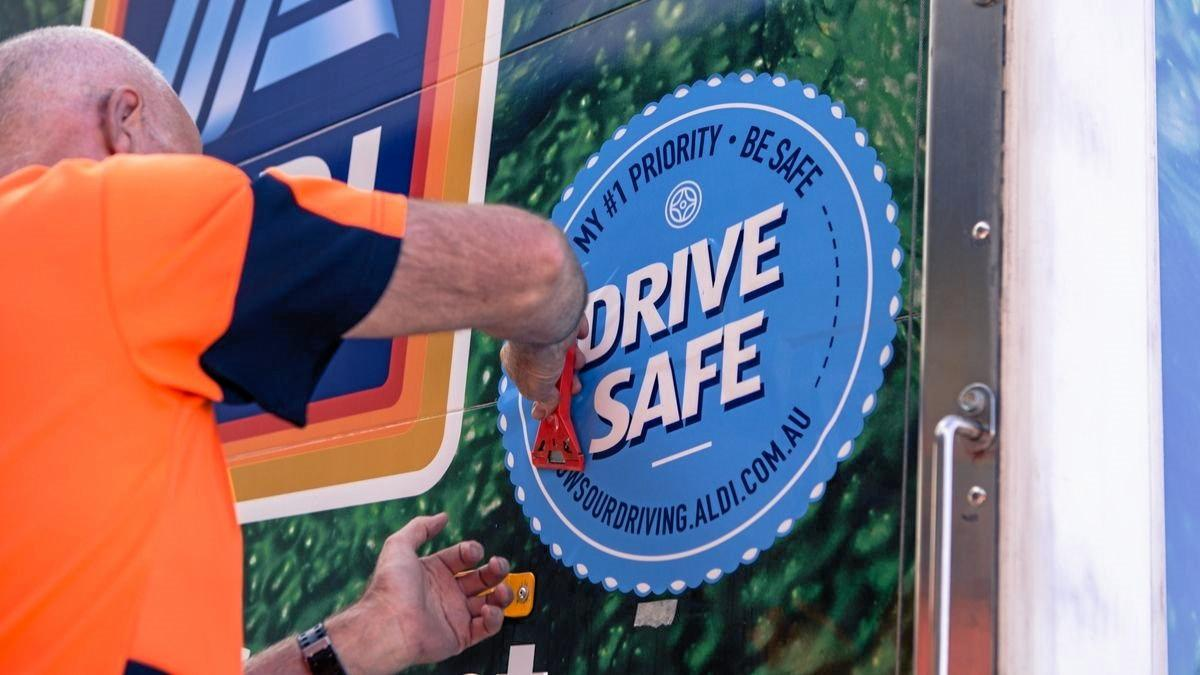 FLEET MANAGEMENT: ALDI is making moves to ease the paperwork burden on drivers.