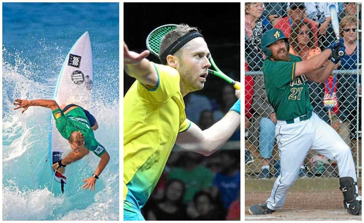 Adam Melling, Ryan Cuskelly and Nick Shailes have made it onto The Northern Star's list of the region's greatest sports stars of all time.