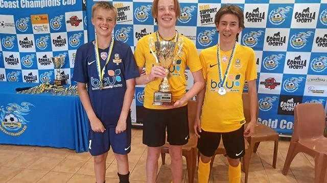 The football comp that is opening doors for Gympie juniors