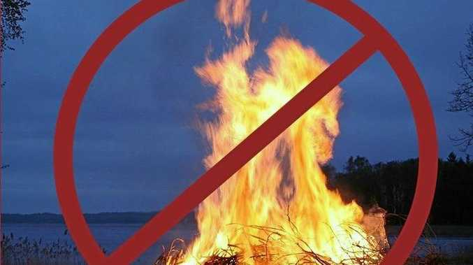 SEVERE FIRE DANGER: Total fire ban declared