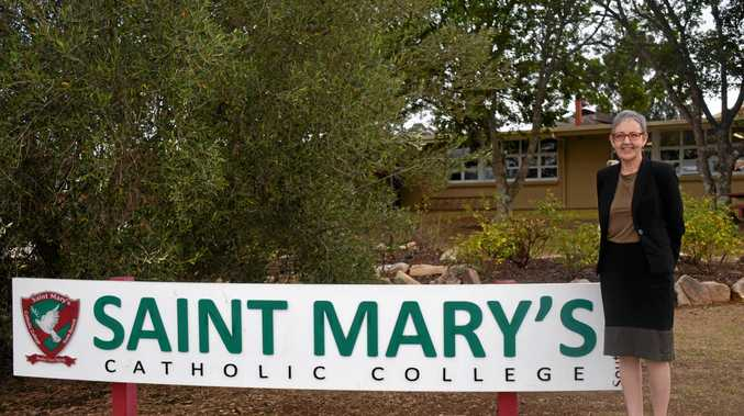 Bitter-sweet farewell for Saint Mary's principal