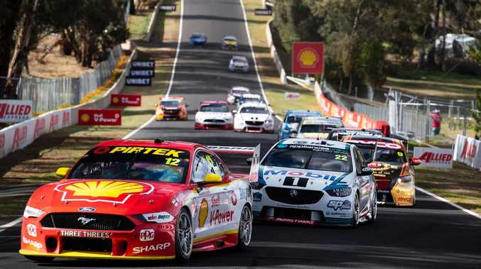 Team boss erupts over Bathurst 'cheating'