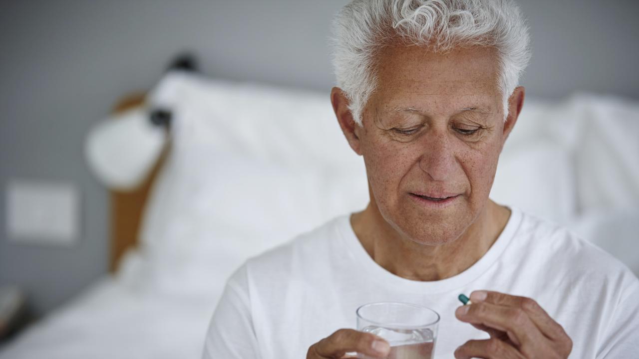Shot of a senior man taking medicationhttp://195.154.178.81/DATA/istock_collage/a4/shoots/785189.jpg