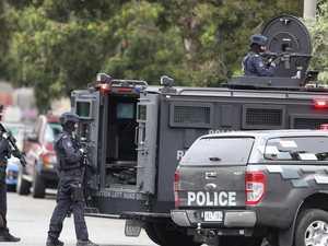 Ex-commando behind four hour police standoff