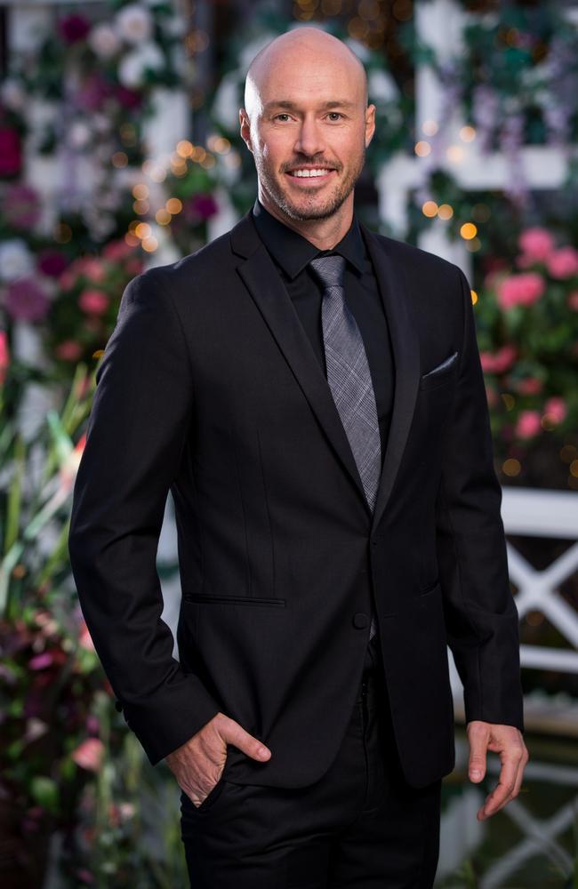 Bachelorette intruder Ryan Anderson.
