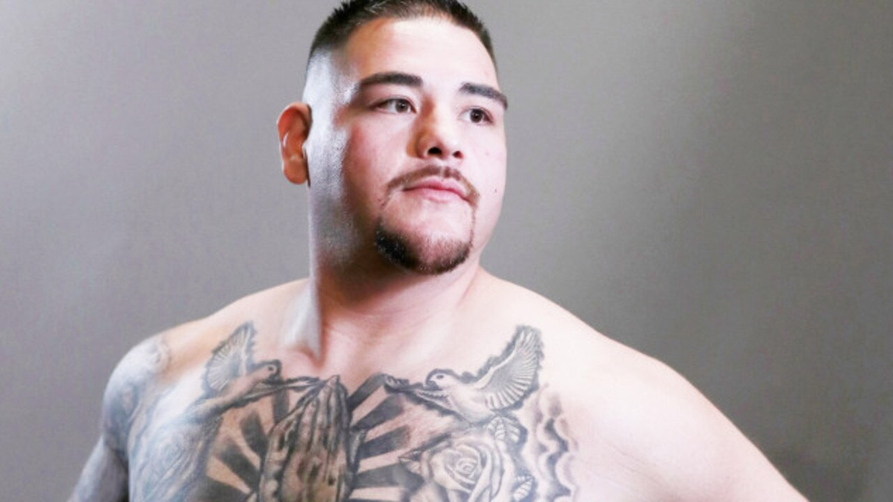 Andy Ruiz Jnr is the heavyweight champion of the world.