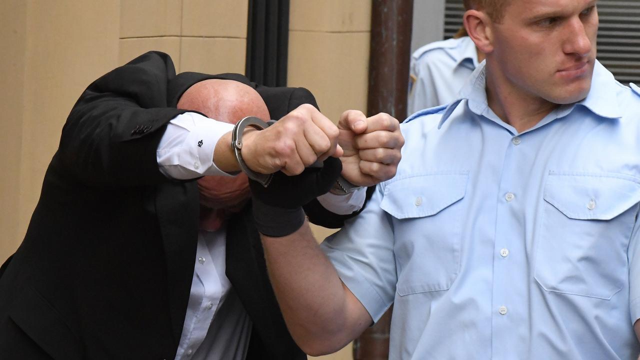 Vinzent Tarantino denies killing schoolgirl Quanne Diec. Picture: AAP