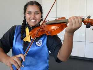 EISTEDDFOD: Violin pulls at young musician's heartstrings
