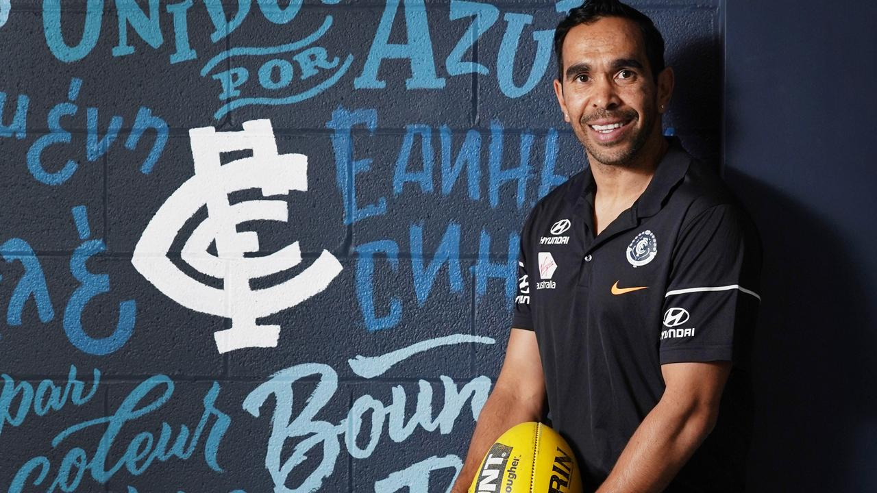 Eddie Betts' return to Carlton was one of the feel-good stories of the trade period.