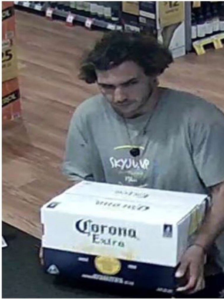 Maryborough Street, Bundaberg: Police believe the persons pictured in this image may be able to assist officers with an investigation.