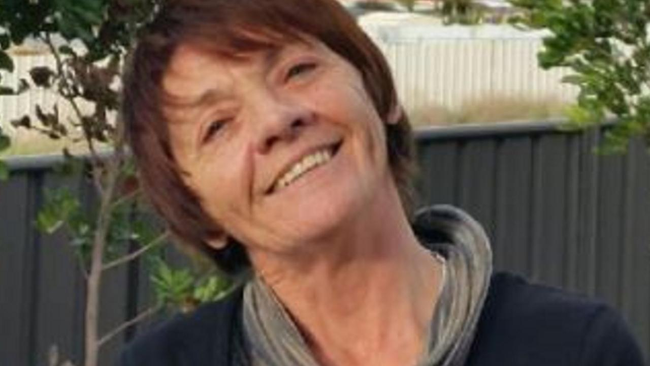 Adelaide woman Deborah Pilgrim who went missing in Sedan, about 100 kilometres northeast of Adelaide. Picture: AAP Image/SA Police.