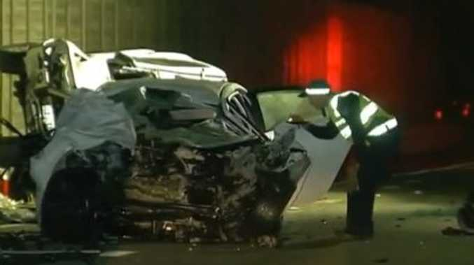 Double fatal crash driver charged in hospital
