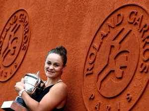 Barty's bling: Ash adds to growing trophy cabinet