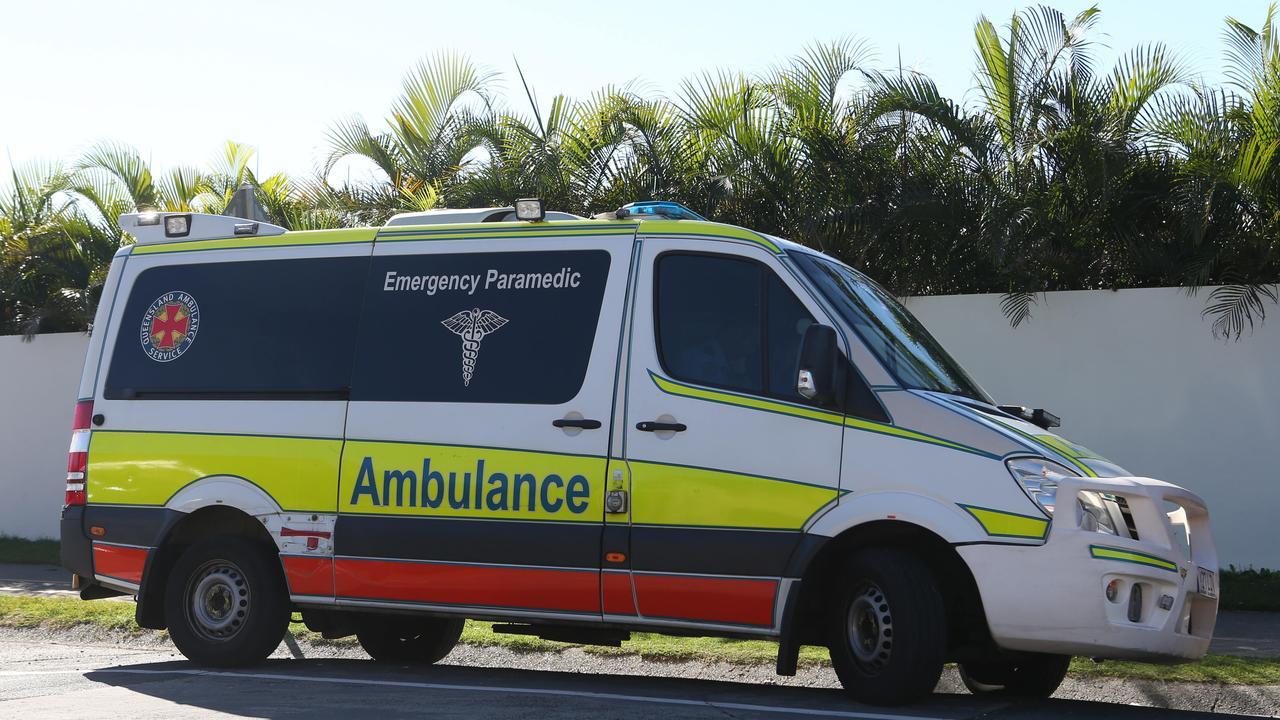 CRASH: Paramedics have been called to a crash at Glenview.