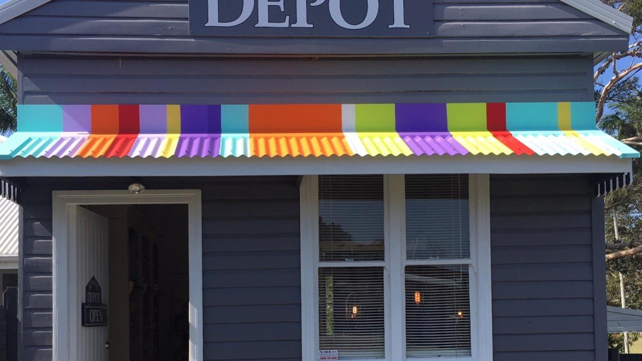 The new gift shop — Kin Kin Depot — which was officially launched on Thursday, October 30.