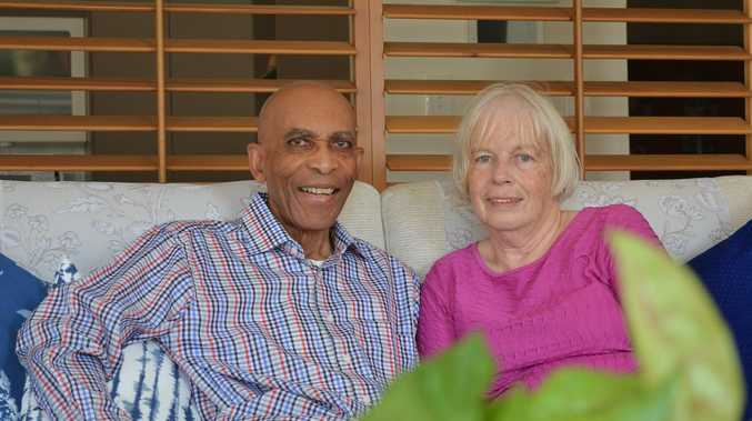 Month-long engagement blooms into 50-year marriage