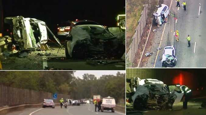 Ambos witness horror crash that left two dead