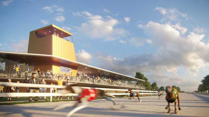World first: Green light for $40m greyhound complex