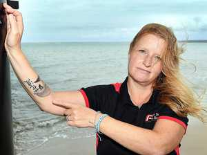 DOLPHIN WARRIOR: Coast mum at coalface of slaughter