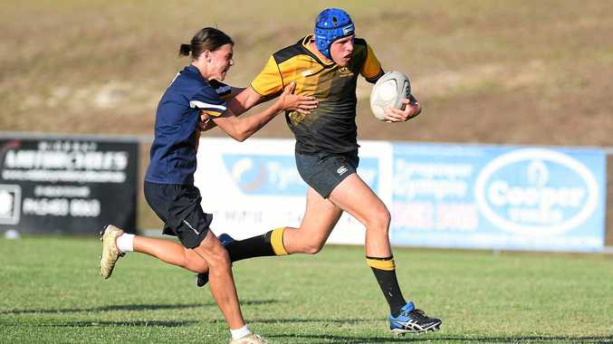GALLERY: Gympie lads shine in 34-7 thrashing of Coolum