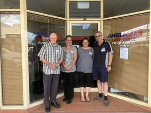Anglicare store is on the move in Proserpine