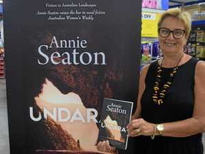 Annie Seaton's new book has Queensland vibe