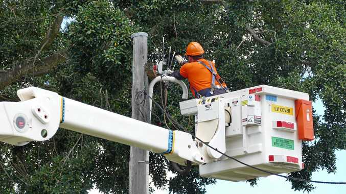 Power works to fix Yamba power for good