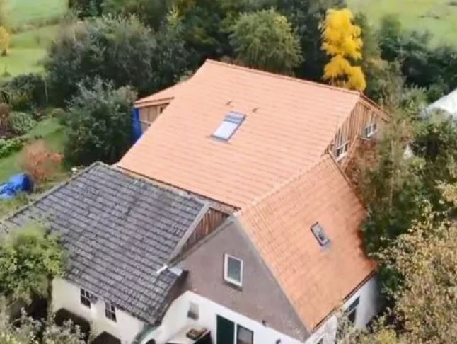 Seven members of a family were kept in a basement of a farmhouse in remote Holland. Source: Supplied