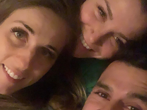 Married couple falls in love with mother, forms new family