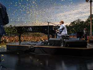 Elton announces his support act for farewell tour
