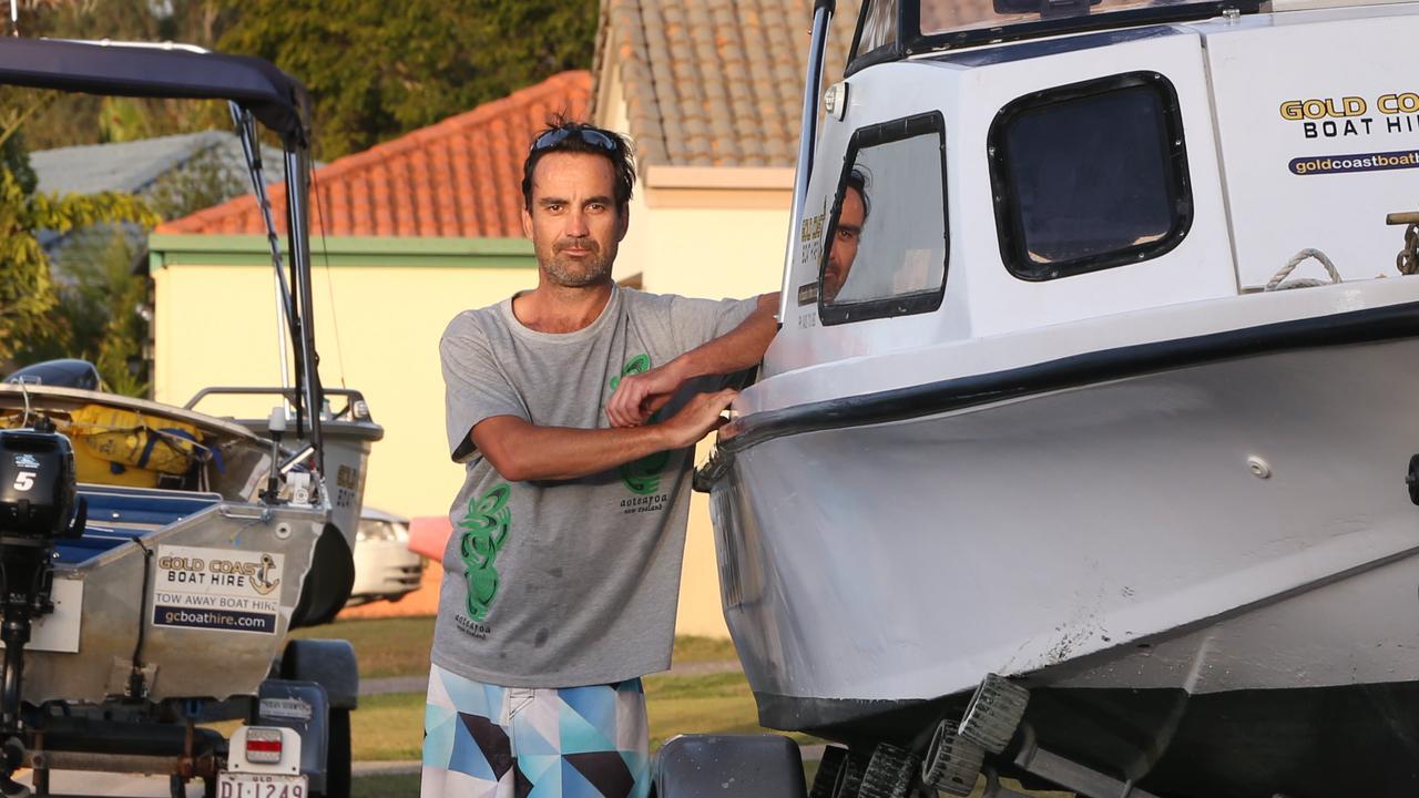 Boat Follow Up