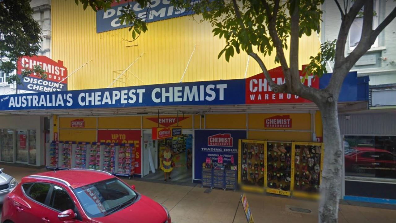 Chemist Warehouse Rockhampton East St