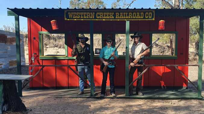Cowboys and cowgirls still alive in CQ