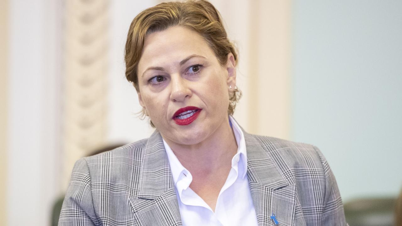 Minister for Aboriginal Affairs and Torres Strait Islander Partnerships Jackie Trad. Picture: Glen Hunt/AAP